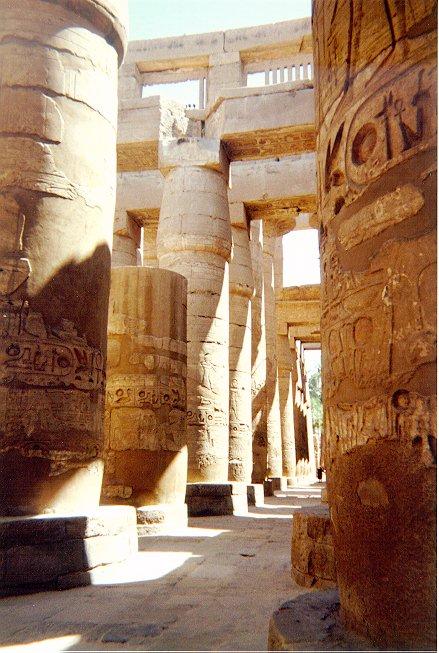 Mısır: Karnak Tapınağı